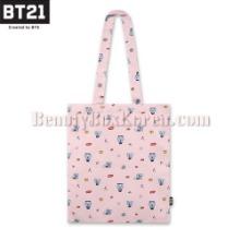 BT21 Pattern Eco Bag 1ea [BT21 x MONOPOLY]