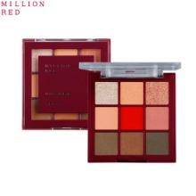 MILLION RED Modify Palette 1.2g*9colors