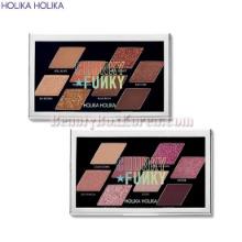 HOLIKA HOLIKA Chunky Metal Shadow Palette 5.6g [19 F/W Chunky Funky]