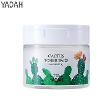 YADAH Cactus Toner Pads 60ea 150ml