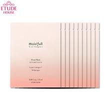ETUDE HOUSE Moistfull Collagen Sheet Mask 25ml*10ea