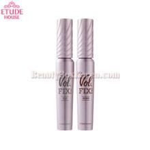 ETUDE HOUSE Lash Perm Volume Fix Mascara 8g,Beauty Box Korea,ETUDE,ETUDE