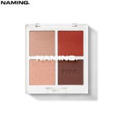 NAMING Color-quartet Eye Palette 13.5g