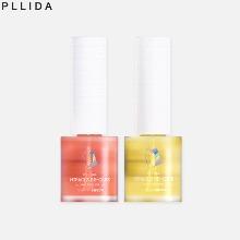 PLLIDA Miracle Re-Care Nail Tonic Oil & Toe-Nail Hardner Set 2items