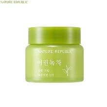 NATURE REPUBLIC Baby Green Tea Mild Cream 55ml