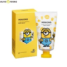 OLIVE YOUNG MINIONS Honey With Banana Hand Cream 45ml