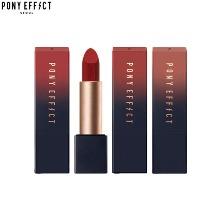 PONY EFFECT Powdery Whisper Lipstick 3.5g