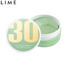 LIME Thirty Oil Gel Eye Patch 1.6g*60ea