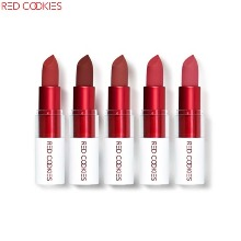 RED COOKIES Marshmallow Powder Lipstick 3.2g