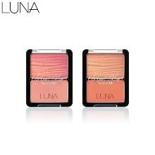 LUNA Urban Glow Blusher Duo 12g