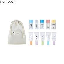 NUMBUZIN Number Serum Trial Kit 11items