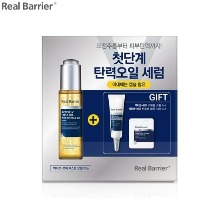 REAL BARRIER Active-V First Oil Special Set 4items