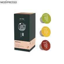 MEDIPRESSO Tea Capsule Set 30items