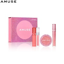 AMUSE Pink Snowball Best Kit 4items [Pink Snowball Collection]
