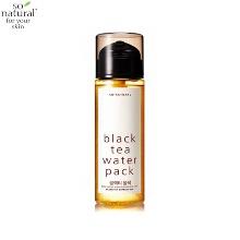 SO NATURAL Black Tea WaterPack 84 200ml