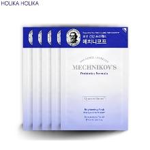 HOLIKA HOLIKA Mechnikov's Probiotics Formula Brightening Mask 25ml*5ea