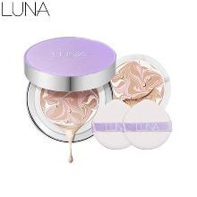 LUNA Essence Water Pact FX Violet Aurora SPF50 PA+++ 12.5g*2ea
