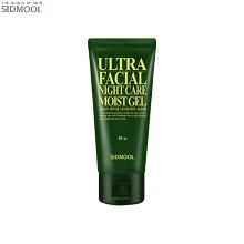 SIDMOOL Ultra Facial Night Care Moist Gel 80ml