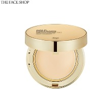 THE FACE SHOP Fmgt Gold Collagen Ampoule Two-way Pact SPF40 PA++ 10g