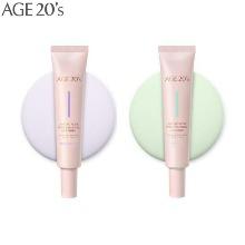 AGE 20'S Jericho Rose Tone Essential UV Primer SPF35 PA++ 30ml