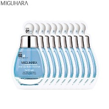 MIGUHARA 2Step Aqua Balance Mask Pack 26.7ml*10ea