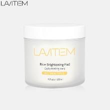 LAVITEM Rice Brightening Pad 70ea 150ml
