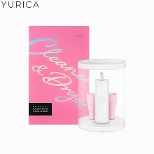 YURICA Perfect Makeup Brush Cleaner & Dryer 1ea