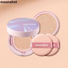 MOONSHOT Micro Glassyfit Cushion SPF50+ PA++++ 15g*2ea