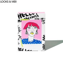 LOOKS & MEII Brightening Lift Up Perfect Fit Mask 30g*10ea