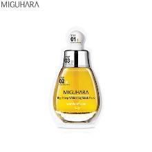 MIGUHARA Big 3Step Whitening Mask Pack 28.7ml