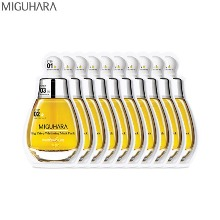 MIGUHARA Big 3Step Whitening Mask Pack 28.7ml*10ea