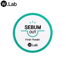 W.LAB Sebum Out Finish Powder 5g