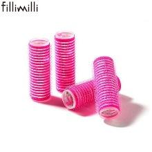 FILLIMILLI Aluminum Hair Rollers (Small) 4p