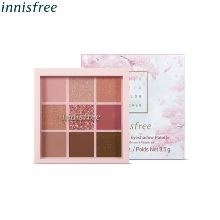 INNISFREE Cherry Blossom Eyeshadow Palette 8.5g [2020 Jeju Color Picker Cherry Blossom Edition]