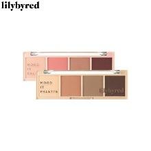 LILYBYRED Mood It Palette 5.8g