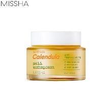 MISSHA Su:nhada Calendula pH 5.5 Soothing Cream 50ml