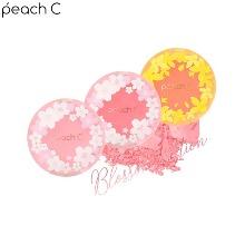 PEACH C Peach Cotton Blusher 5g [Blossom Edition]