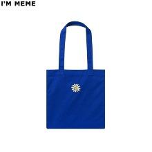 I'M MEME X WIGGLE WIGGLE Embroidery Eco Bag 1ea