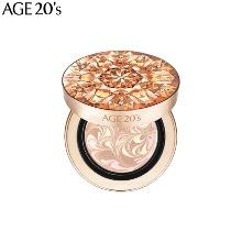 AGE 20'S Premier Essence Cover Pact SPF50+ PA ++++ 14g*2ea [Swarovski Crystal Edition]