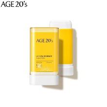 AGE 20'S UV Veil Essence Sun Stick SPF50+ PA++++ 19g