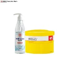 KYUNG NAM PHARM Lemona S+Hand Clean Sanitizer Set 2items