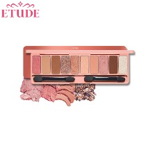ETUDE HOUSE Play Color Eyes Rose Wine 0.7g*10color