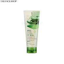 THE FACE SHOP Jeju Aloe Fresh Soothing Foam Cleanser 150ml