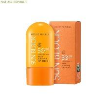 NATURE REPUBLIC California Aloe Fresh Powdery Sun Block SPF50+ PA++++ 55g