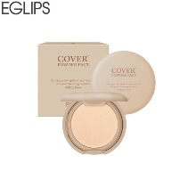 EGLIPS Cover Powder Pact Plus SPF25 PA++ 9g