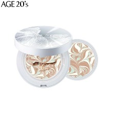 AGE 20'S Jericho Rose Essence Cover Pact Fresh Rose SPF50+ PA+++ 12.5g*2ea