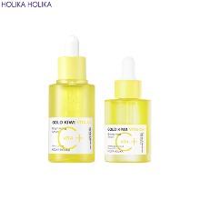 HOLIKA HOLIKA Gold Kiwi Vita C+ Brightening Serum Special Set 3items
