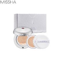 MISSHA Chogongjin Sulbon Brightening Silk Cushion SPF50+ PA+++ 15g*2ea