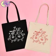 NEON MOON Sleepy World CherryzZ Tote Bag 1ea,Beauty Box Korea,Other Brand,Others