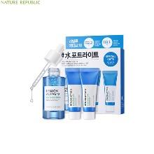 NATURE REPUBLIC Hyalon Active 10 Blue Capsule Serum Special Set 3items